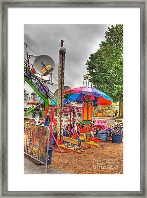 Carnival Life 2 Framed Print by Robert Pearson