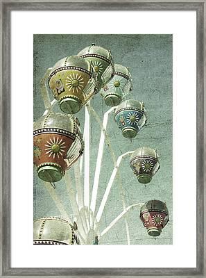 Carnivale Framed Print by Andrew Paranavitana