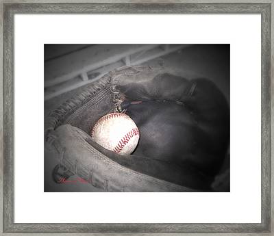 Catch Me Framed Print by Shana Rowe Jackson
