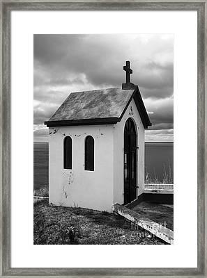 Catholic Chapel Framed Print by Gaspar Avila