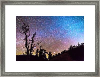 Celestial Universe Framed Print by James BO  Insogna
