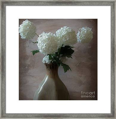 Centerpiece Framed Print by Marsha Heiken