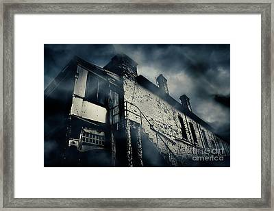 Central Hotel Of Horrors Framed Print by Jorgo Photography - Wall Art Gallery