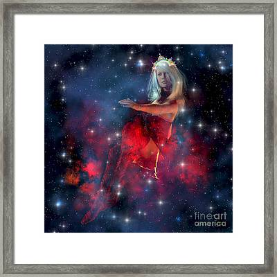 Cerces Framed Print by Corey Ford