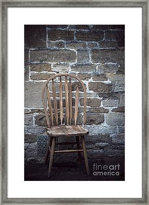 Chair Framed Print by Svetlana Sewell