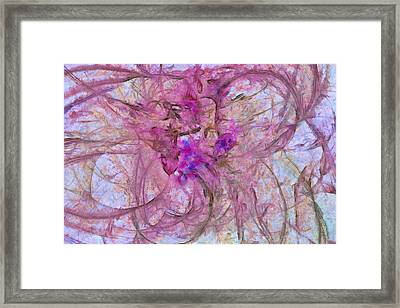 Chairmending Natural  Id 16097-170504-94020 Framed Print by S Lurk