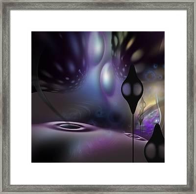 Chandeliers Framed Print by Aleksandar Zisovski