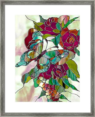 Changeling Framed Print by Mindy Sommers