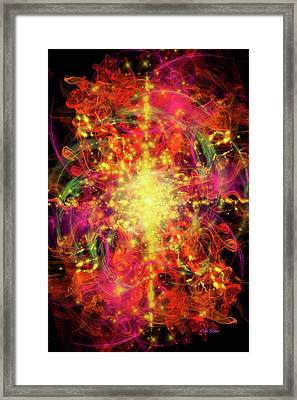 Chaos Framed Print by Mike Braun