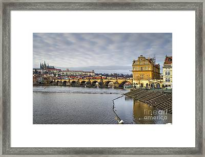 Charles Bridge Framed Print by Stephen Smith