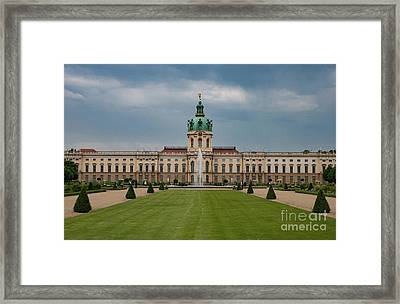 Charlottenburg Palace Framed Print by Stephen Smith