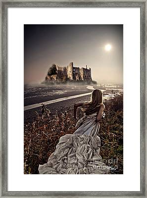 Chasing The Dreams Framed Print by Mo T