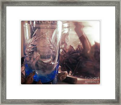 Cheers Ricard Framed Print by Anne Roy