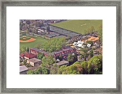 Chestnut Hill Academy II Framed Print by Duncan Pearson