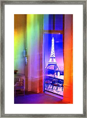 Chicago Art Institute Miniature Paris Room Pa Prismatic 08 Vertical Framed Print by Thomas Woolworth