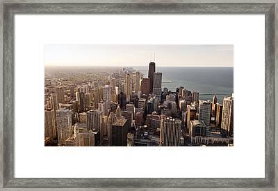 Chicago Framed Print by Steve Gadomski