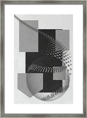 Chicago White Sox Art Framed Print by Joe Hamilton