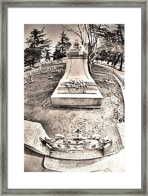 Chico Angel 2 Framed Print by Tom Melo