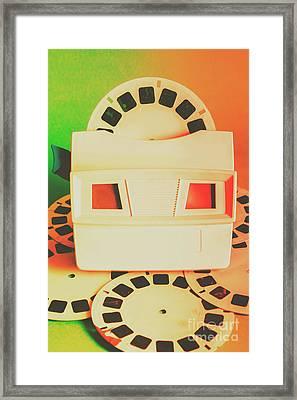 Childhood Memory Flashback Framed Print by Jorgo Photography - Wall Art Gallery