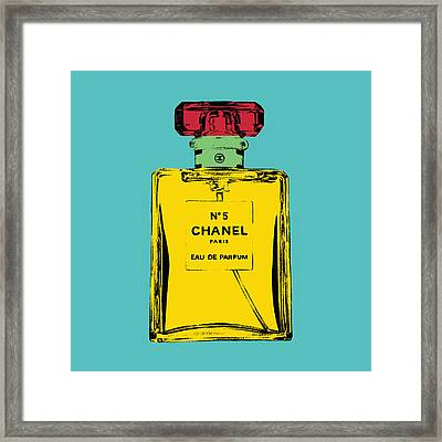 Chnel 2 Framed Print by Mark Ashkenazi