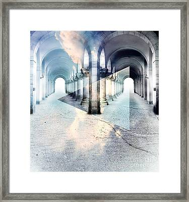 Choices Framed Print by Jacky Gerritsen