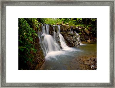Christian Hollow  Framed Print by Brad Hoyt