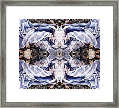 Church Clothing Framed Print by Ron Bissett