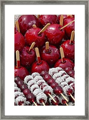 Chutillos Fiesta 13 Framed Print by Skip Hunt