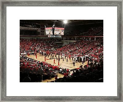 Cincinnati Bearcats Fifth Third Arena Framed Print by Replay Photos