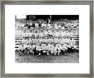 Cincinnati Reds, Baseball Team, 1919 Framed Print by Everett