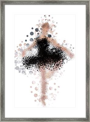Cindy Framed Print by Nancy Levan