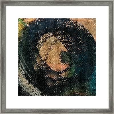 Circgurl Framed Print by Jorge Delara