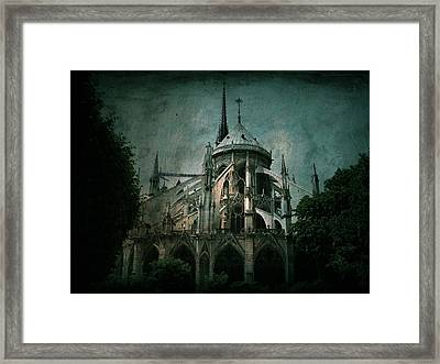 Citadel Framed Print by Andrew Paranavitana