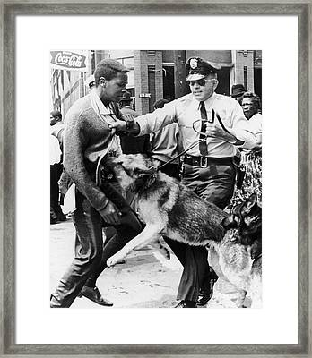 Civil Rights, 1963 Framed Print by Granger
