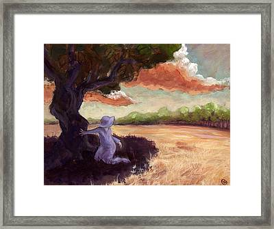 Clarissa Framed Print by Ethan Harris