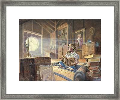 Clarity Framed Print by Jeff Brimley