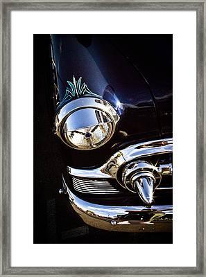 Classic Chrome  Framed Print by Merrick Imagery