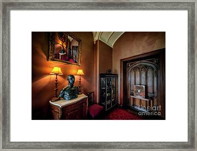 Classic Elegance Framed Print by Adrian Evans