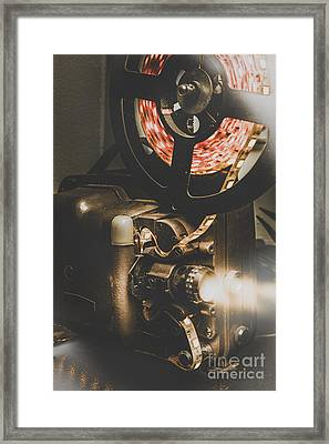 Classic Hollywood Films Framed Print by Jorgo Photography - Wall Art Gallery