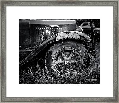 Classic International Framed Print by Perry Webster