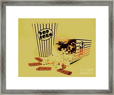 Classical Hollywood Still Life Framed Print by Jorgo Photography - Wall Art Gallery