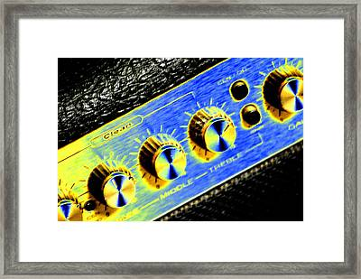 Clean Sound Framed Print by Peter  McIntosh