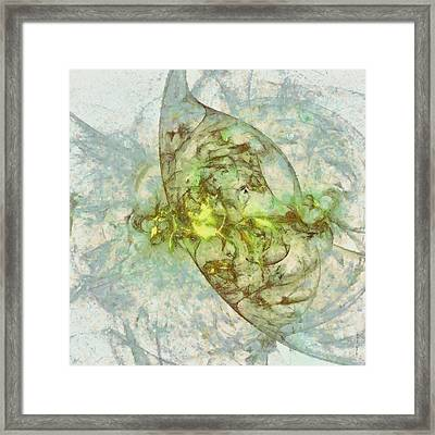 Cleromancy Proportion  Id 16097-154955-05080 Framed Print by S Lurk
