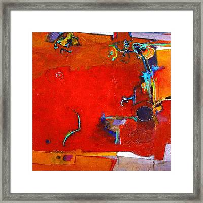 Coffee Cafe Framed Print by Dale  Witherow