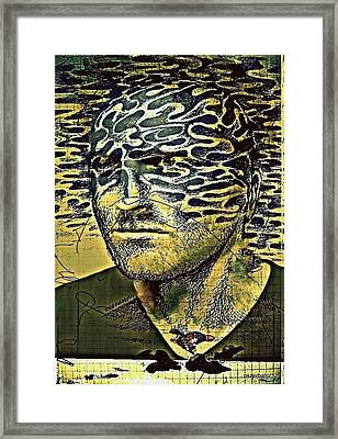 Cognitive Distortions Framed Print by Paulo Zerbato