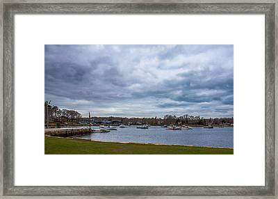 Cohasset Cove Framed Print by Brian MacLean