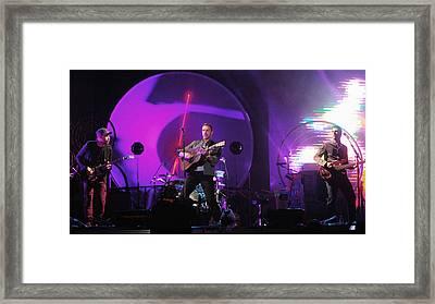 Coldplay5 Framed Print by Rafa Rivas