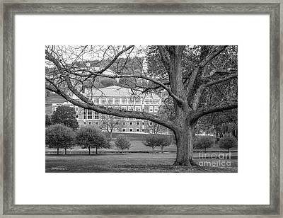 Colgate University Landscape Framed Print by University Icons