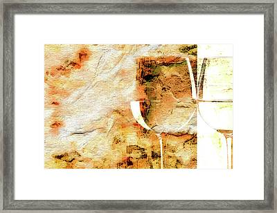 Collage 10 Framed Print by Priscilla Huber