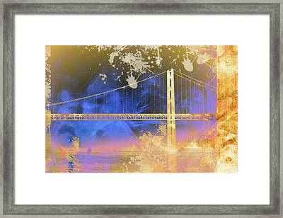 Collage 6 Framed Print by Priscilla Huber